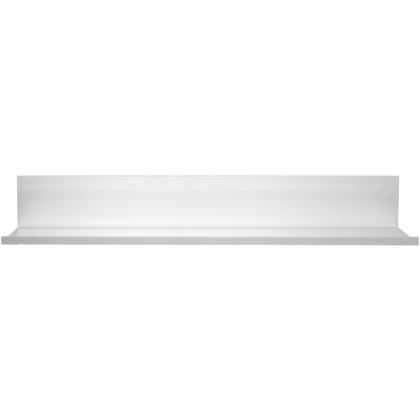 Hangman® L-18-C 18-Inch No-Stud Floating Shelf? (Clear Anodized)