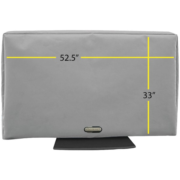 "Solaire SOL 55G Outdoor TV Cover (52.5""-60"")"