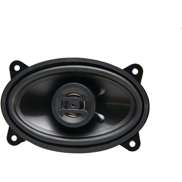 "Hifonics(R) ZS46CX Zeus(R) Series Coaxial 4ohm Speakers (4"" x 6"", 2 Way, 200 Watts max)"