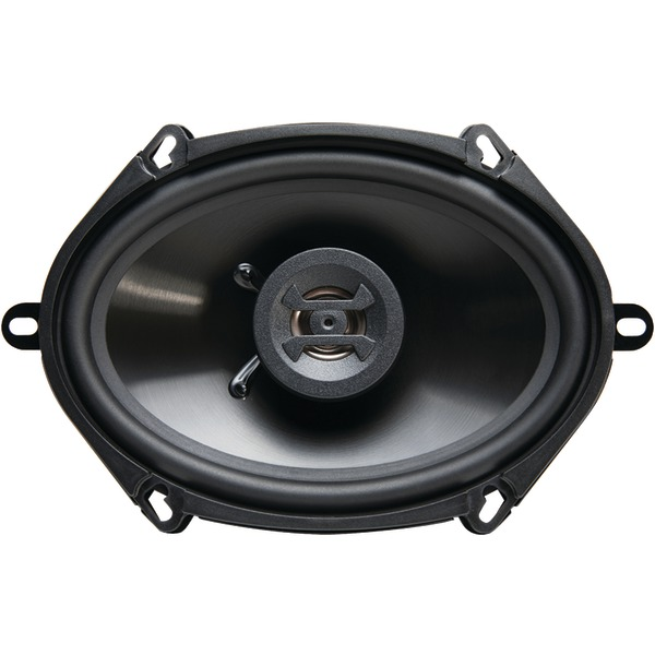 "Hifonics(R) ZS5768CX Zeus(R) Series Coaxial 4ohm Speakers (5"" x 7""/6"" x 8"", 2 Way, 250 Watts max)"