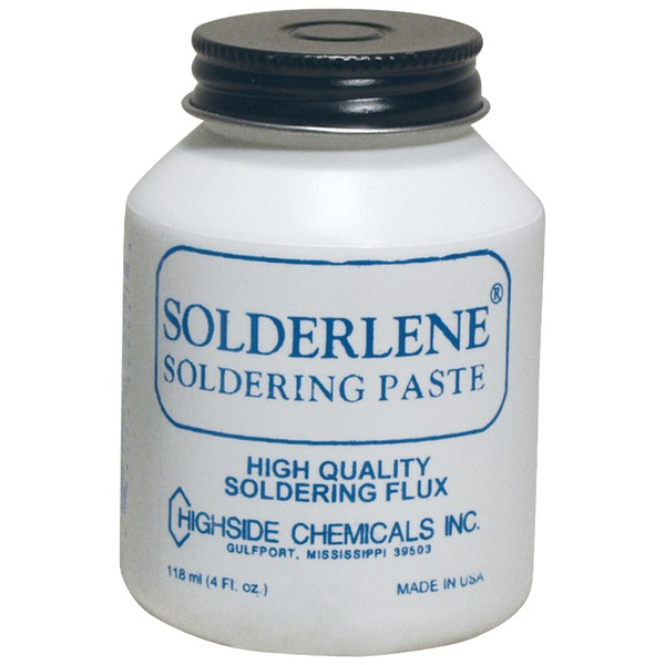 Highside Chemicals 30004 Solderlene(R), 4oz