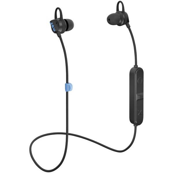 JAM HX-EP202BK Live Loose Bluetooth(R) Earbuds with Microphone (Black)