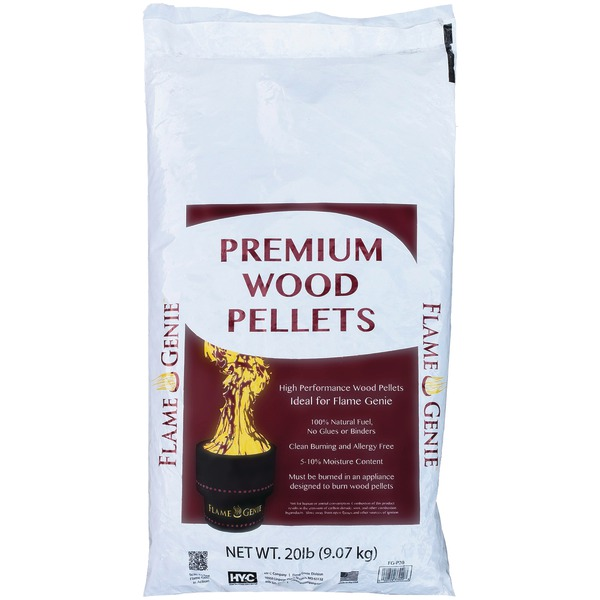 Flame Genie FG-P20 Wood Pellets