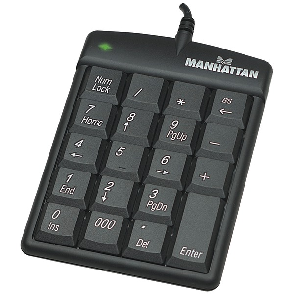 Manhattan(R) 176354 Numeric Keypad