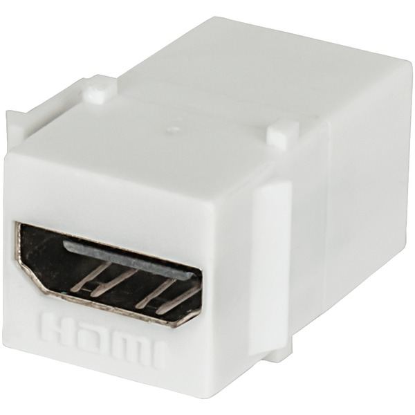 Intellinet Network Solutions(R) 771351 Keystone-Type HDMI(R) In-Line Coupler