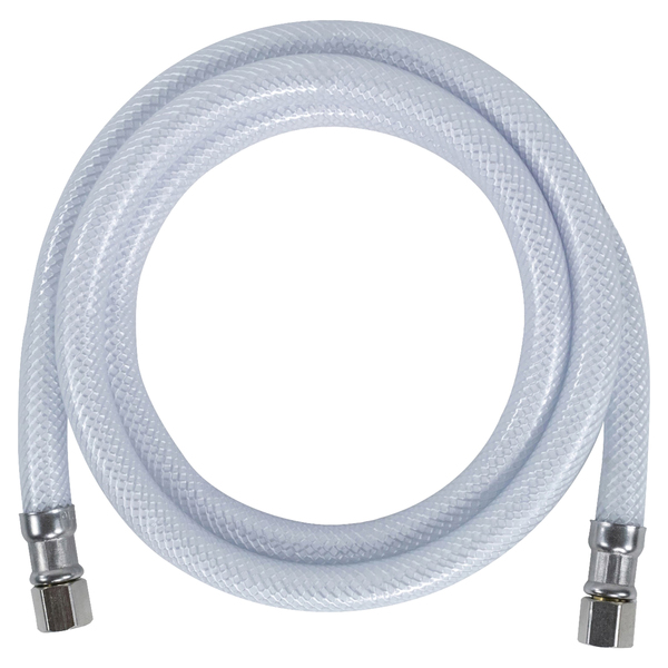 """Certified Appliance Accessories(R) IM48P PVC Ice Maker Connector with 1/4"""" Compression, 4ft"""