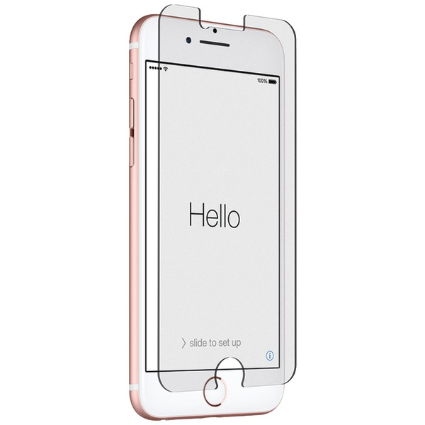 zNitro 700161189087 Nitro Glass Antiglare Screen Protector for iPhone(R) 8/7/6 Plus