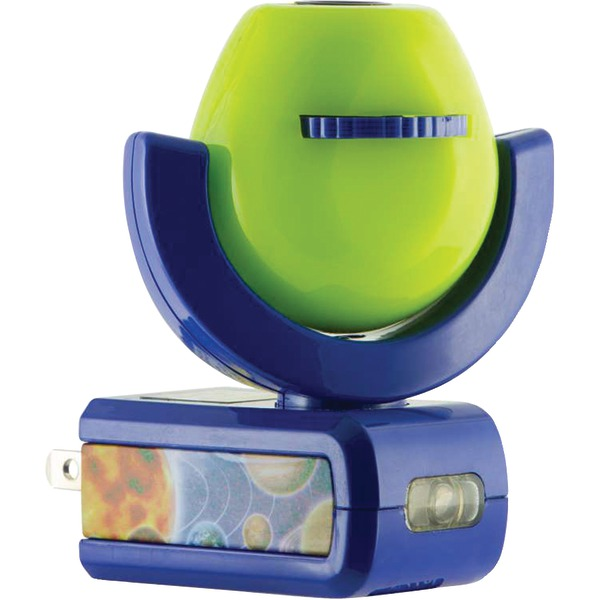 Jasco Projectables(R) 13347 Outdoor Fun 6-Image LED Tabletop Projectable Night-Light