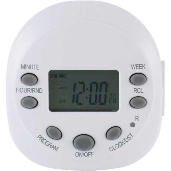 GE(R) 15150 Plug-in Digital Timer