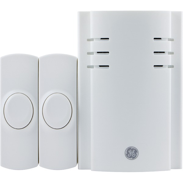 GE(R) 19300 Wall Outlet Wireless Door Chime