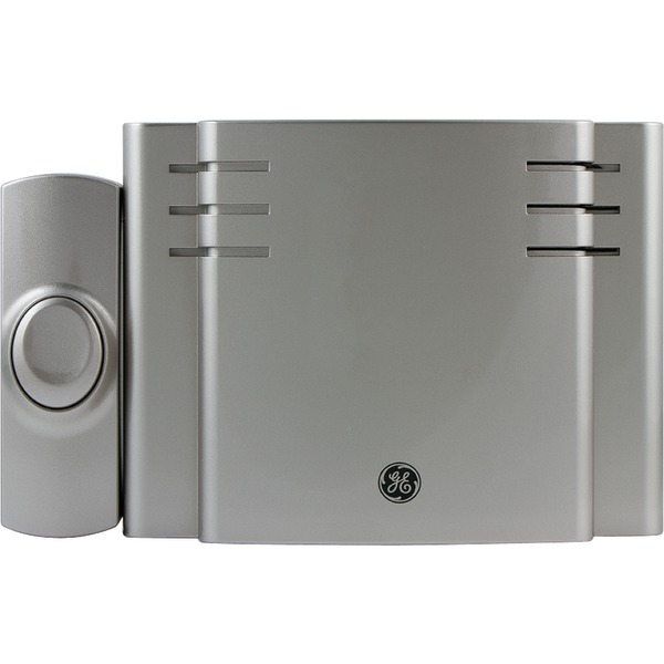 GE(R) 19303 Battery-Operated Wireless Door Chime