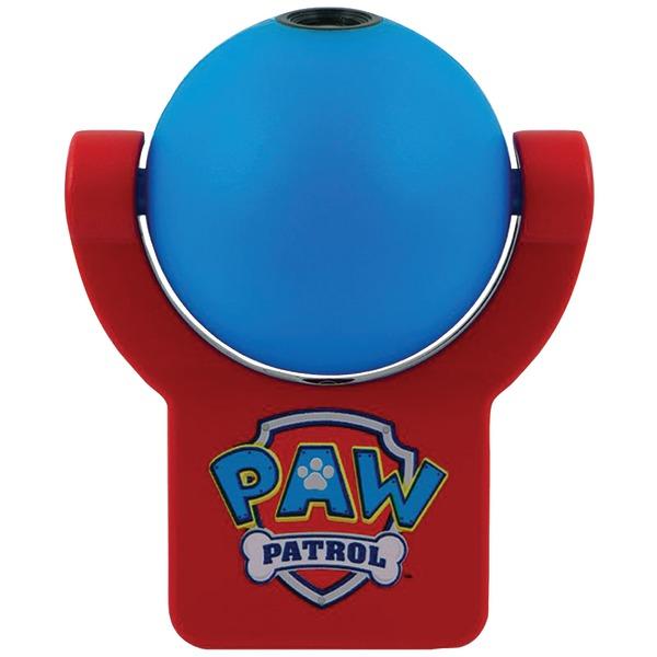 Nickelodeon(R) 30604 Projectable Light-Sensing Night-Light (PAW Patrol(R))