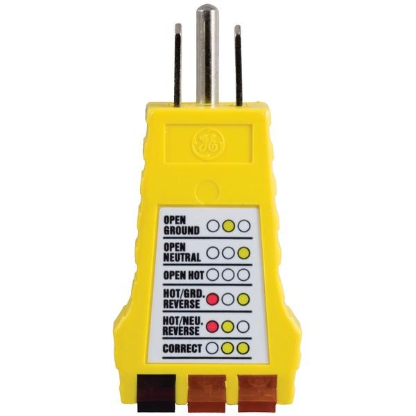 GE(R) 50542 Receptacle Tester