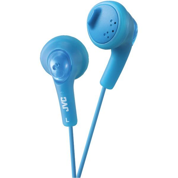 JVC(R) HAF160A Gumy(R) Earbuds (Blue)