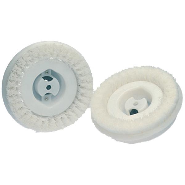 "Koblenz(R) 45-0136-7 6"" Shampoo Brushes, 2 pk"