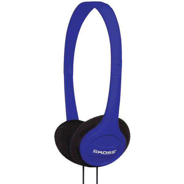 KOSS(R) 190460 KPH7 On-Ear Headphones (Blue)