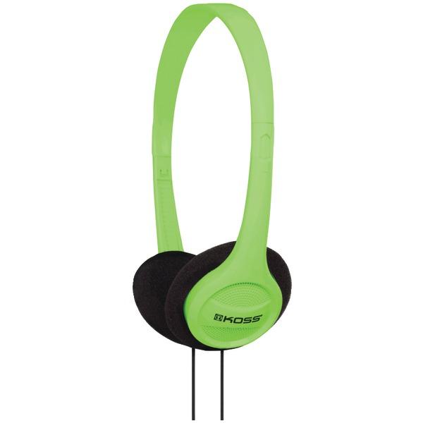 KPH7 On-Ear Headphones (Green)