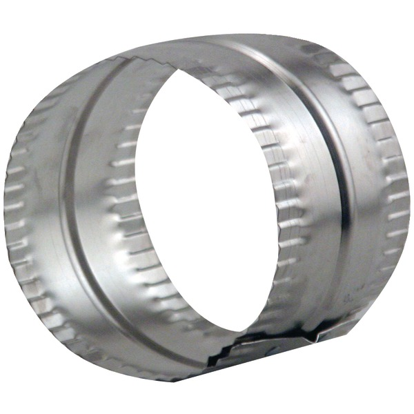 "Lambro(R) 244 4"" Aluminum Duct Connector"