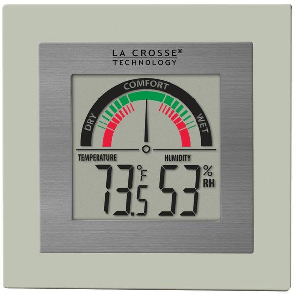 La Crosse Technology(R) WT-137U Indoor Comfort Meter