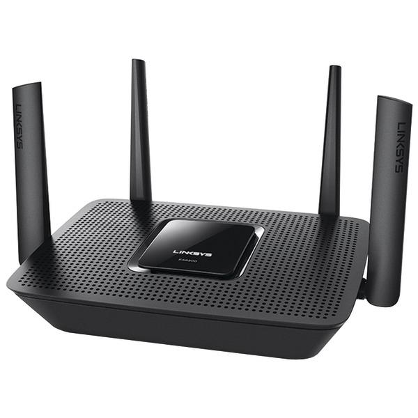Linksys(R) EA8300 Max-Stream(TM) AC2200 Tri-Band Router