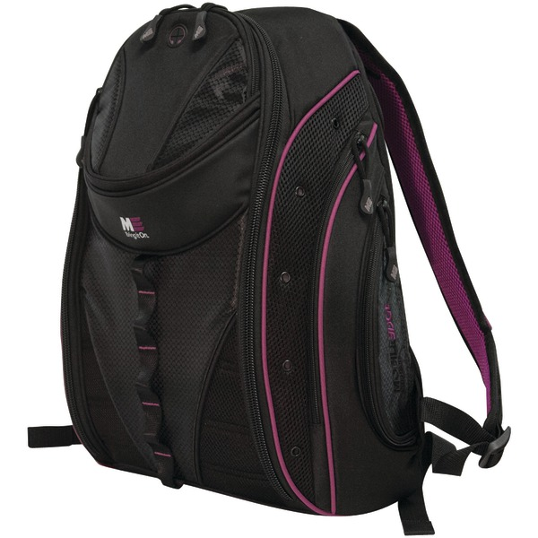 "Mobile Edge(R) MEBPE82 16"" PC/17"" MacBook(R) Express 2.0 Backpack, Lavender"