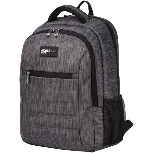 """Mobile Edge(R) MEBPSP6 15.6"""" SmartPack Backpack (Carbon)"""