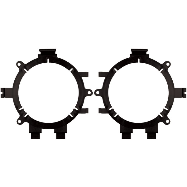 "Metra(R) 82-3002 Speaker Adapters for 5.25""/6.5"" 1995-2015 GM(R) Full-Size Truck"