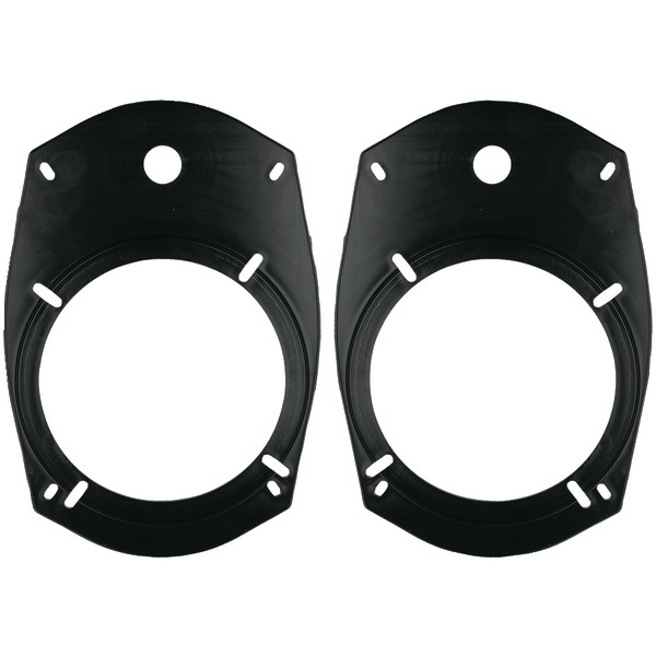 "Metra(R) 82-6901 5.25""/6.5"" Universal Speaker Adapter Plates for 6"" x 9"" Opening"