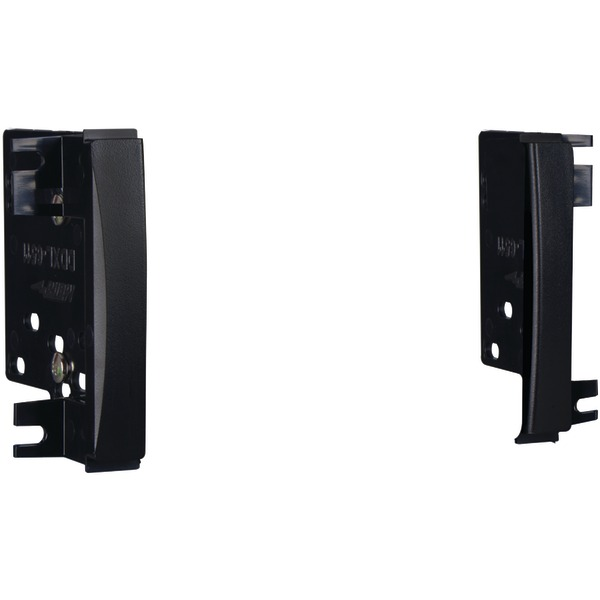 Metra(R) 95-6511 2007 & Up Chrysler(R)/Jeep(R)/Dodge(R)/Mitsubishi(R)/Ram(R)/Volkswagen(R) ISO Double-DIN Installation Kit