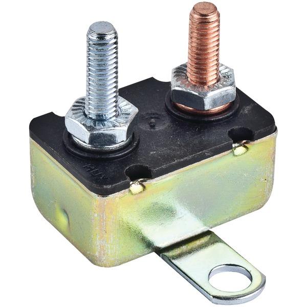 Install Bay(R) CB40AR Circuit Breaker (40 Amps, Auto reset)