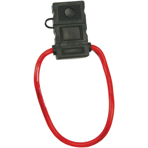Install Bay(R) MAXIFH Maxi 8-Gauge Fuse Holder with Cover (Single)