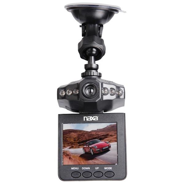 Naxa(R) NCV-6001 NCV-6001 Portable HD Dash Cam