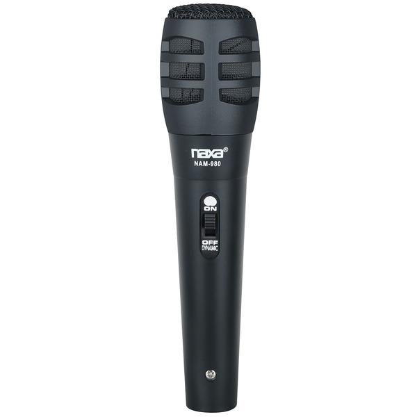 Naxa(R) NAM-980 Professional Microphone