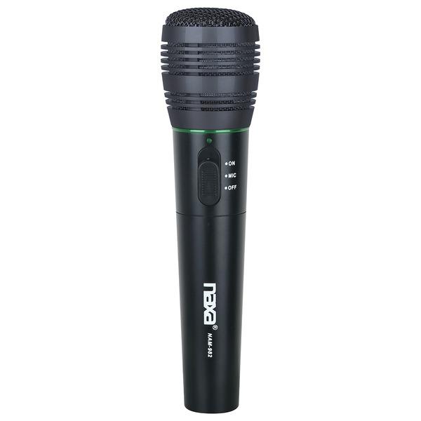 Naxa(R) NAM-982 Dynamic Wireless Professional Microphone