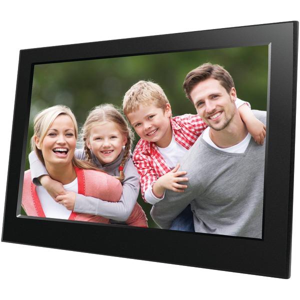 """Naxa(R) NF-900 TFT/LED Digital Photo Frame (9"""")"""
