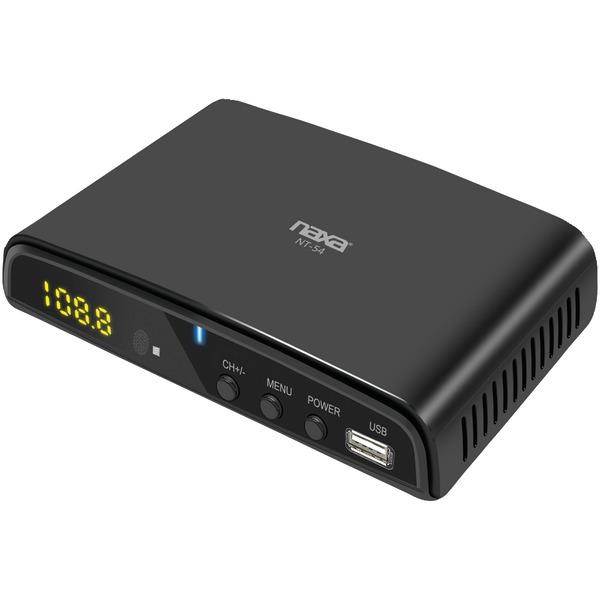 Naxa(R) NT-54 Digital HDTV Converter Box