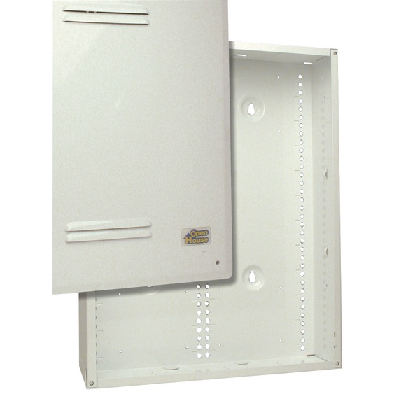 """OpenHouse(R) H-318 18"""" Structured-Wire Enclosure"""