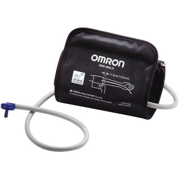 Omron(R) CD-WR17 Advanced-Accuracy Series Wide-Range D-Ring Cuff