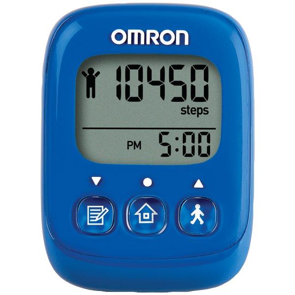 Omron(R) HJ325 Alvita(R) Ultimate Pedometer (Blue)