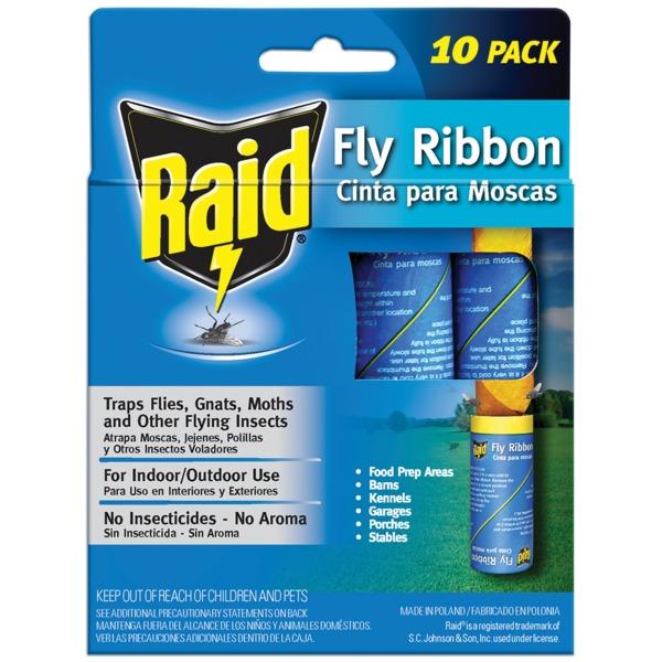 PIC(R) FR10B-RAID Fly Ribbon, 10 pk