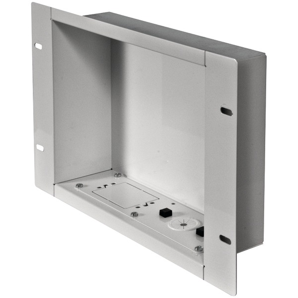 Peerless-AV(R) IBA2-W In-Wall Metal Box with Knockout (Large; Without Power Outlet)
