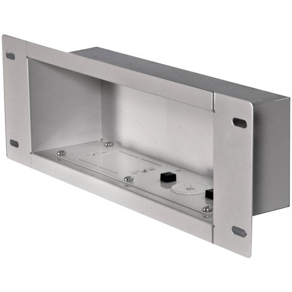 Peerless-AV(R) IBA3-W In-Wall Metal Box with Knockout (Medium)