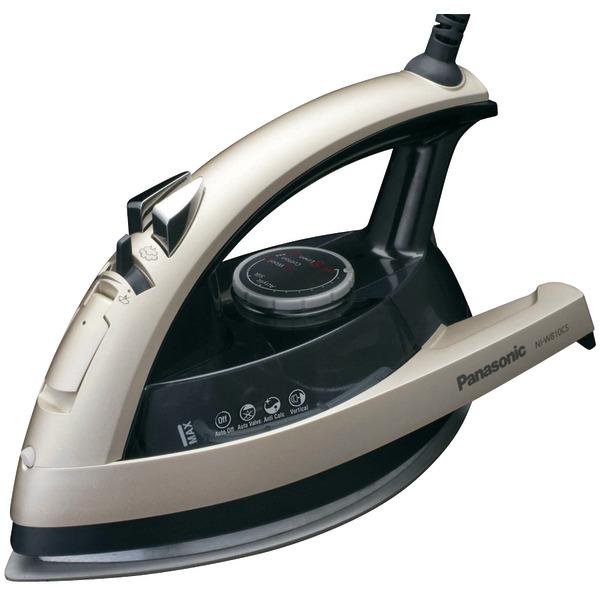 Panasonic(R) NI-W810CS 1,500-Watt 360deg Steam Iron