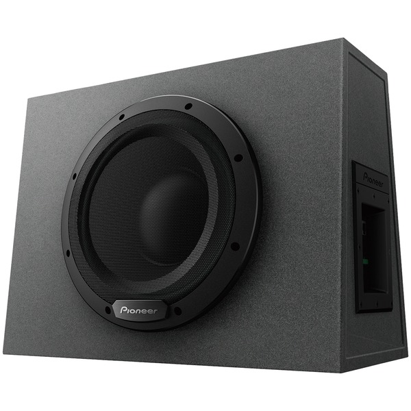 """Pioneer(R) TS-WX1010A Sealed 10"""" 1,100-Watt Active Subwoofer with Built-in Amp"""
