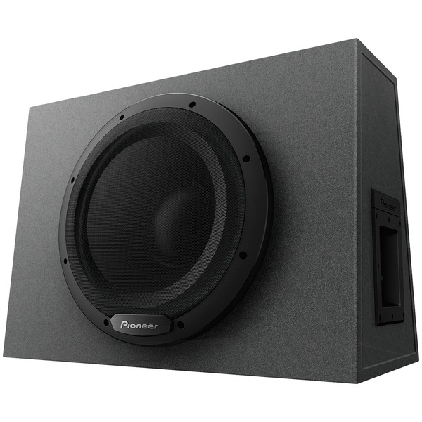 """Pioneer(R) TS-WX1210A Sealed 12"""" 1,300-Watt Active Subwoofer with Built-in Amp"""