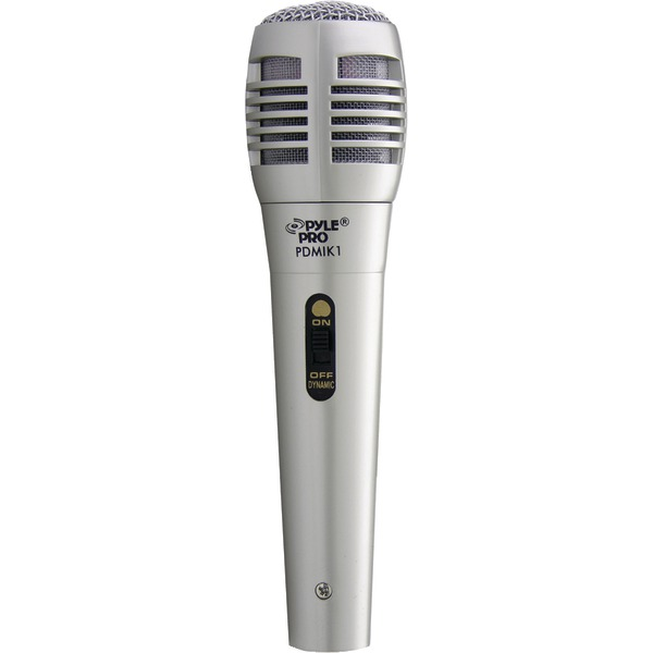 Pyle Pro(R) PDMIK1 Professional Moving-Coil Dynamic Handheld Microphone