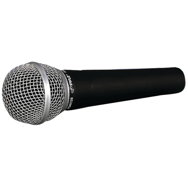 Pyle Pro(R) PDMIC58 Professional Moving Coil Dynamic Handheld Microphone