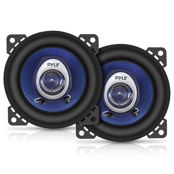 "Pyle(R) PL42BL Blue Label Speakers (4"", 2 Way)"