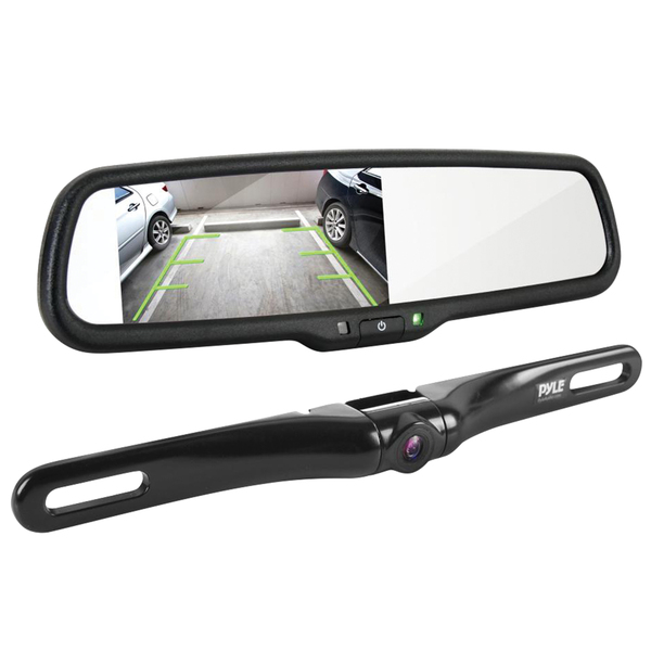 Pyle(R) PLCM4550 Rearview Backup Parking Assist Camera & Display Monitor System