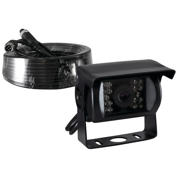 Pyle(R) PLCMTR5 Commercial-Grade Weatherproof Backup Safety Driving Camera with Night Vision